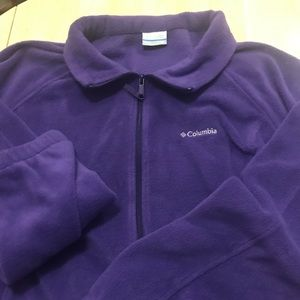 Columbia fleece jacket